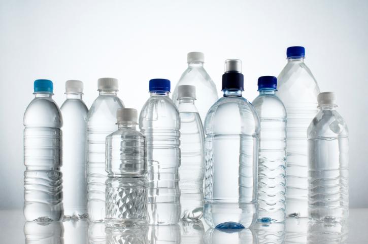 bottiglia d' acqua
